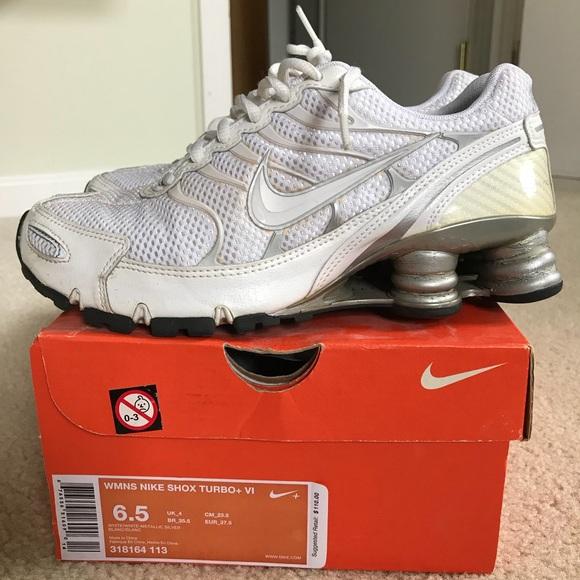 dd4727495c60 Women s Nike Shox Turbo Size 6.5. M 5ac677a48af1c5d0d0101233